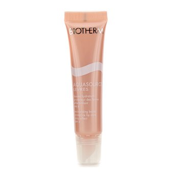 Biotherm-Aquasource Moisturizing Balm Protective Lip Care SPF 8 ( Shiny Effect )