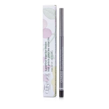 CliniqueSuperfine Brow Liner - #04 Black Brown