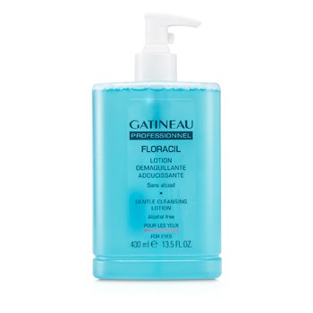 GatineauFloracil Locion Limpiadora Suave para Ojos ( Sin Alcohol ) 400ml/13.5oz