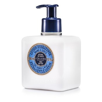 L'Occitane Shea Butter Extra Gentle Lotion for Hands & Body  300ml/10.1oz