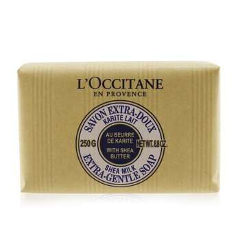 L'OccitaneShea Butter Extra Gentle Soap - Milk 250g/8.8oz