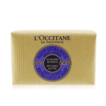 L'OccitaneSabonete de manteiga de Karite extra suave - Alfazema 250g/8.8oz