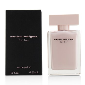 Narciso Rodriguez Woda perfumowana EDP Spray For Her  50ml/1.7oz
