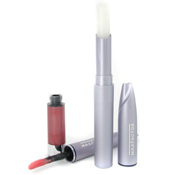 Max Factor-Lipfinity Everlites ( Color Base & Moisturizing Top Coat ) - #150 Soothing Apaisante