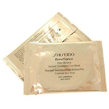 ShiseidoBenefiance Pure Retinol Instant Tratamiento Mascarilla Ojos 12 pads