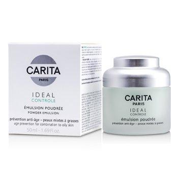 Carita-Ideal Controle Powder Emulsion ( Combination to Oily Skin )