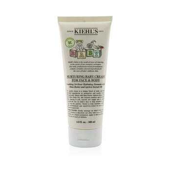 Kiehl'sNurturing Baby Krim Untuk Wajah & Tubuh 200ml/6.8oz