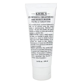 Kiehl's Intensive Treatment & Moisturizer (For Dry or Callused Areas)  100ml/3.4oz