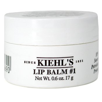 Kiehl's Lip Balm # 1 (SPF 4 Sunscreen Petrolatum Lip Protectant) 17ml/0.6oz