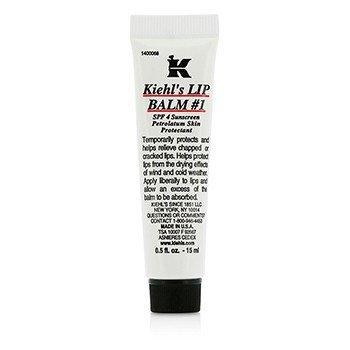 Day CareLip Balm # 1 Tube (SPF 4 Sunscreen Petrolatum Lip Protectant) 15ml/0.5oz
