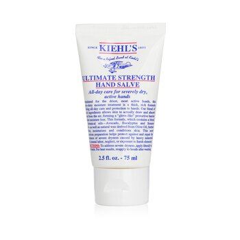 Kiehl's Ultimate Strength Hand Salve 75ml/2.5oz