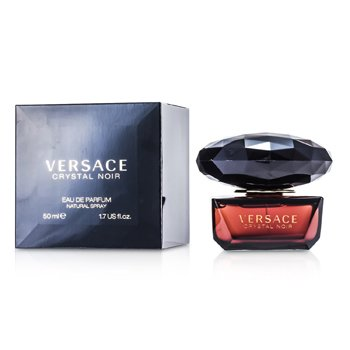 Versace Crystal Noir Eau De Parfum Spray  50ml/1.7oz