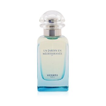 Hermes Un Jardin de Mediterranee Agua de Colonia Vaporizador  50ml/1.7oz