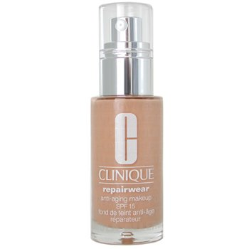 Clinique-Repairwear Anti Aging Makeup SPF15 - # 09 Beige