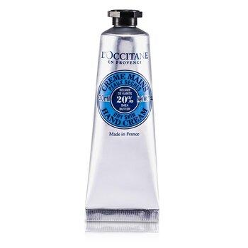 L'Occitane Shea Butter Hand Cream ( Ukuran Bepergian )  30ml/1oz