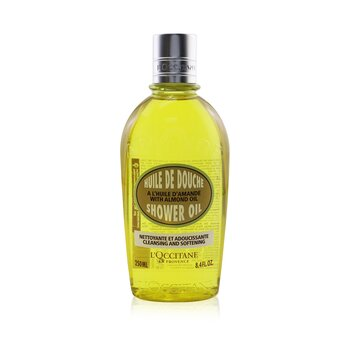 L'Occitane Almond Minyak Untuk Mandi Membersihkan & Terasa Nyaman   250ml/8.4oz