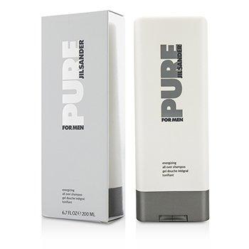 Jil Sander Pure For Men Energizing All Over Shampoo 200ml/6.7oz