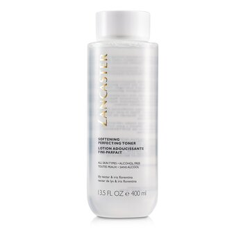 LancasterSoftening Perfecting Toner Alcohol-Free (All Skin Types) 400ml/13oz