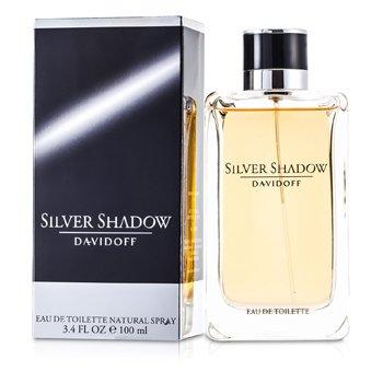 DavidoffSilver Shadow Eau De Toilette Spray 100ml 3.4oz