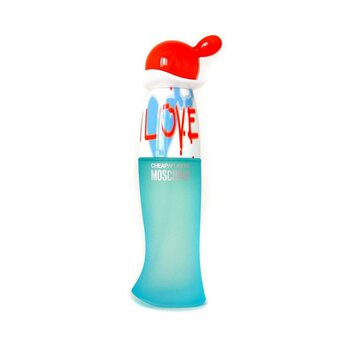 Moschino I Love Love Eau De Toilette Spray  30ml/1oz