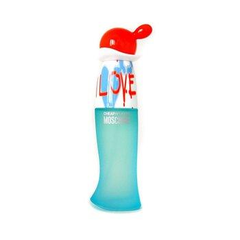Moschino I Love Love Eau De Toilette Spray 30ml/1oz