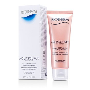 Biotherm-Aquasource Non Stop Emergency Hydration Mask