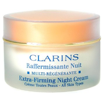 Clarins-New Extra Firming Night Cream ( All Skin Types )