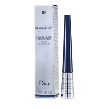 Christian DiorStyle Liner - Delineador Ojos  # 094 Noir Black 2.5ml/0.08oz