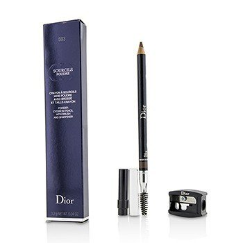 Christian Dior Sourcils Poudre - # 593 Brown  1.2g/0.04oz