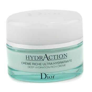 Christian Dior-HydrAction Deep Hydration Rich Cream ( Dry Skin )