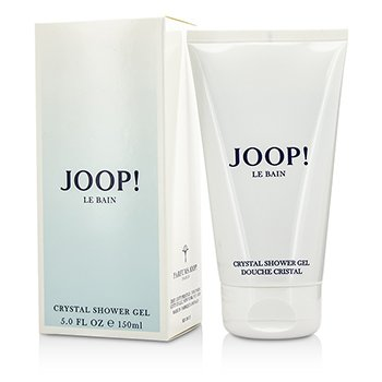 Joop Le Bain Crystal Shower Gel (Tube) 150ml/5oz Body Wash