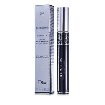 Christian Dior-Diorshow Mascara Waterproof - # 258 Azure Blue