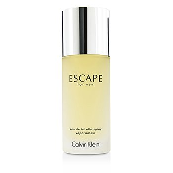 Calvin Klein Escape Eau De Toilette Spray (Unboxed)  100ml/3.4oz
