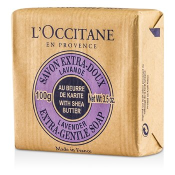 L'OccitaneShea Butter Extra Gentle Soap - Lavender 100g/3.5oz