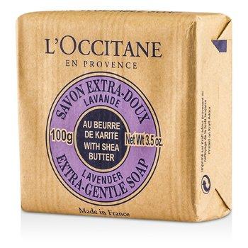 L'OccitaneSabonete de manteiga de Karite extra suave - Alfazema 100g/3.5oz
