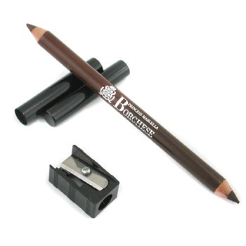 Borghese-Eye Accento Pencil Duale - # 03 Lucca Currant/Brown Notte