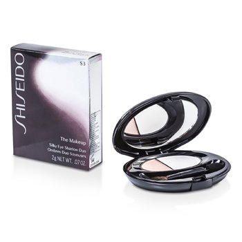 Shiseido The Makeup Silky Eyeshadow Duo - S3 Shell Pink  2g/0.07oz