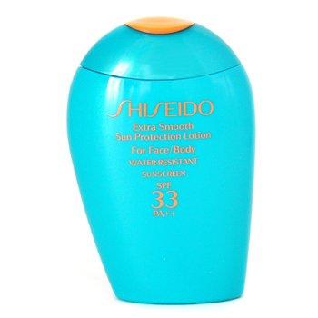 Shiseido Extra Smooth Sun Protection Lotion SPF 33 PA++ 100ml/3.3oz