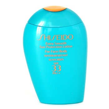 资生堂 Shiseido 极柔滑防晒露 SPF33 PA++ 100ml/3.3oz