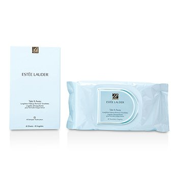 Estee LauderTake It Away LongWear Makeup Remover Towelettes 45sheets