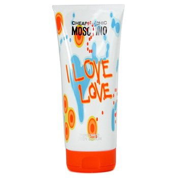 MoschinoI Love Love Perfumed Loci�n Corporal 200ml/6.7oz