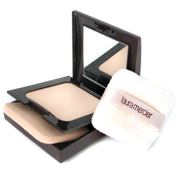 Laura Mercier-Foundation Powder - No. 02 ( For Fair to Medium Pink Skin Tones )