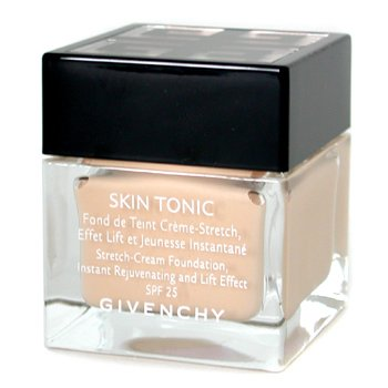 Givenchy-Skin Tonic Stretch Cream Foundation SPF 25 - # 502 Lift Champagne