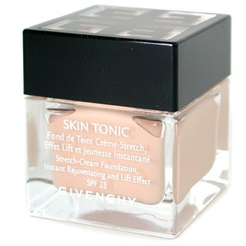 Givenchy-Skin Tonic Stretch Cream Foundation SPF 25 - # 505 Lift Macadamia