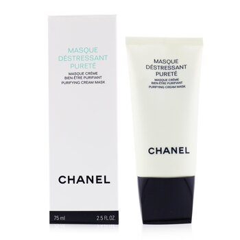 ChanelPrecision Masque Destressant Purete Purifying M�cara Anti-estres pieles Grasas 75ml/2.5oz