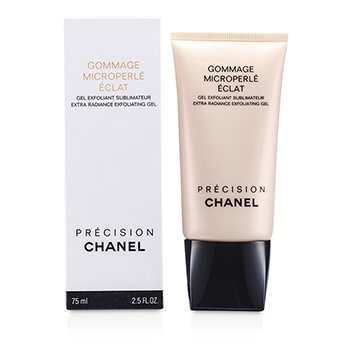 ChanelPrecision Gommage Microperle Eclat Maxium Radiance Gel Exfoliante 75ml/2.5oz