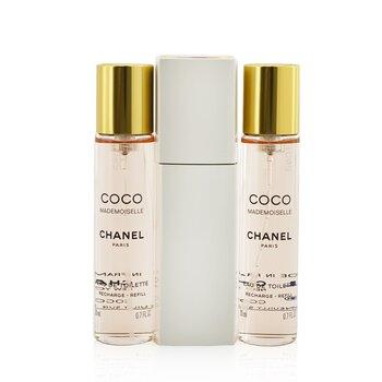 Chanel Coco Mademoiselle Twist & Spray �������� ����  3x20ml/0.7oz