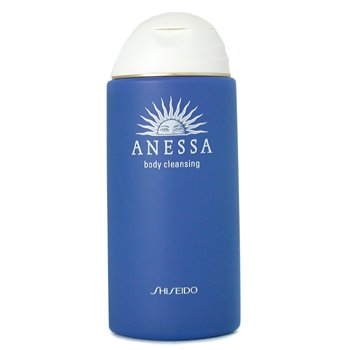 Shiseido-Anessa Body Cleansing N