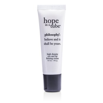 PhilosophyHope In a Tube - High Density Eye & Lip Firming Cream 14.2g/0.5oz