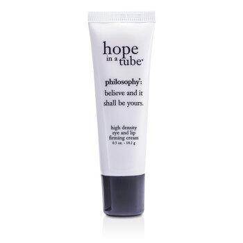 Hope In a Tube - High Density Eye & Lip Firming Cream Philosophy Hope In a Tube - High Density Eye & Lip Firming Cream 14.2g/0.5oz